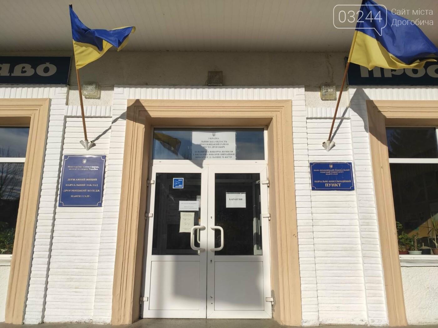 Соціологічна група «Рейтинг» вдруге у Дрогобичі проводить екзит-пол на виборах, - ФОТО, фото-18