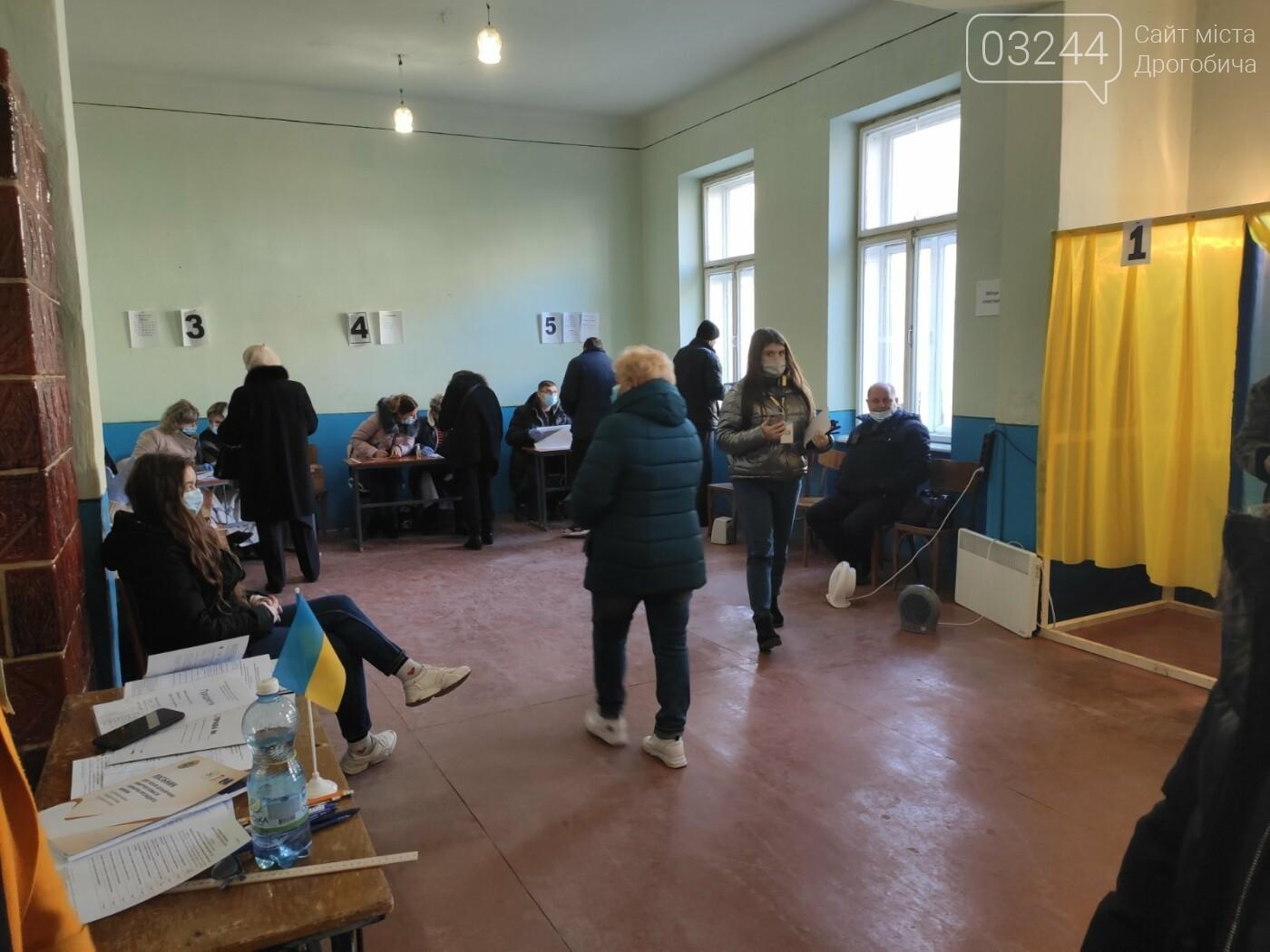 Соціологічна група «Рейтинг» вдруге у Дрогобичі проводить екзит-пол на виборах, - ФОТО, фото-36