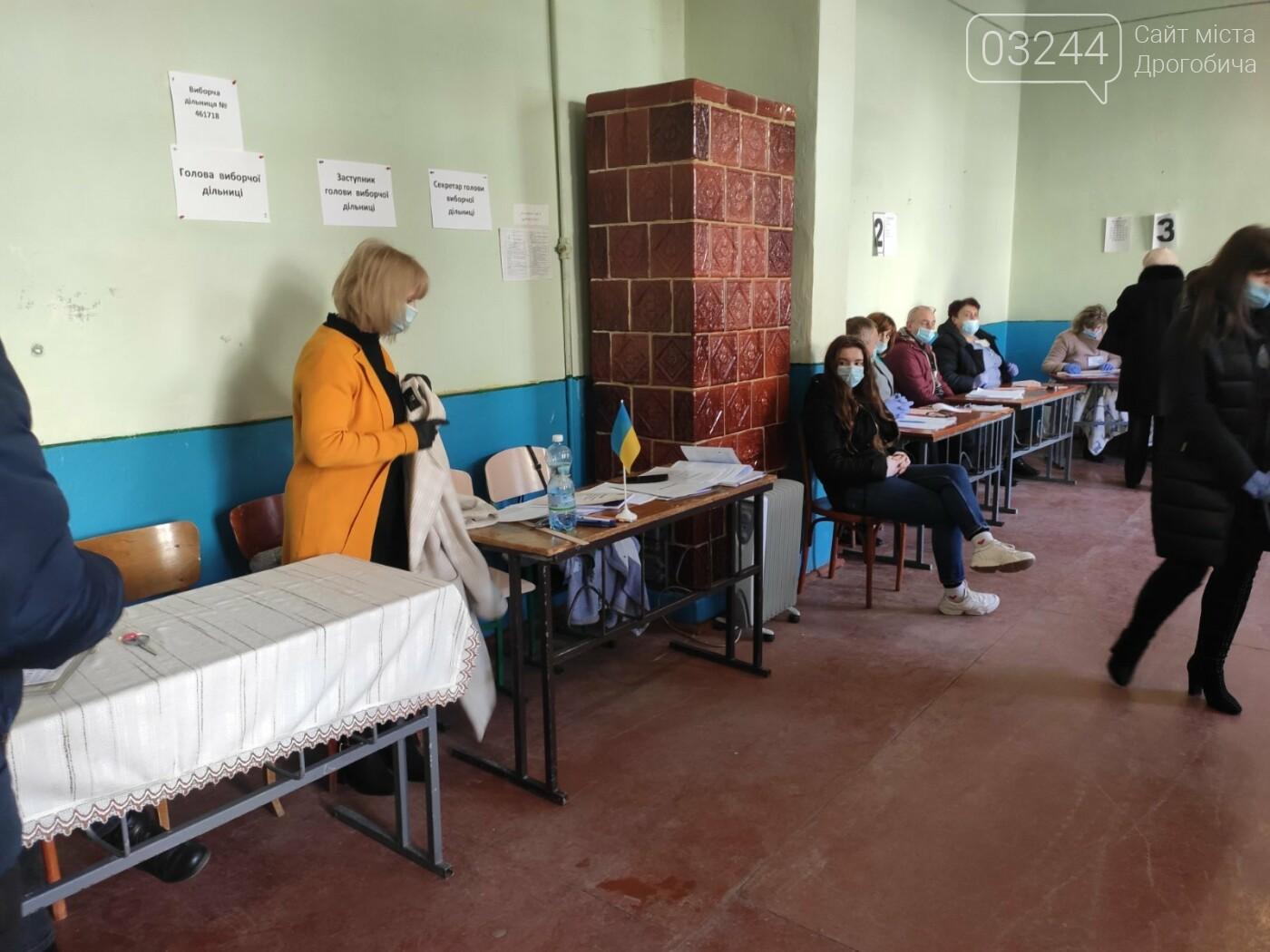 Соціологічна група «Рейтинг» вдруге у Дрогобичі проводить екзит-пол на виборах, - ФОТО, фото-35