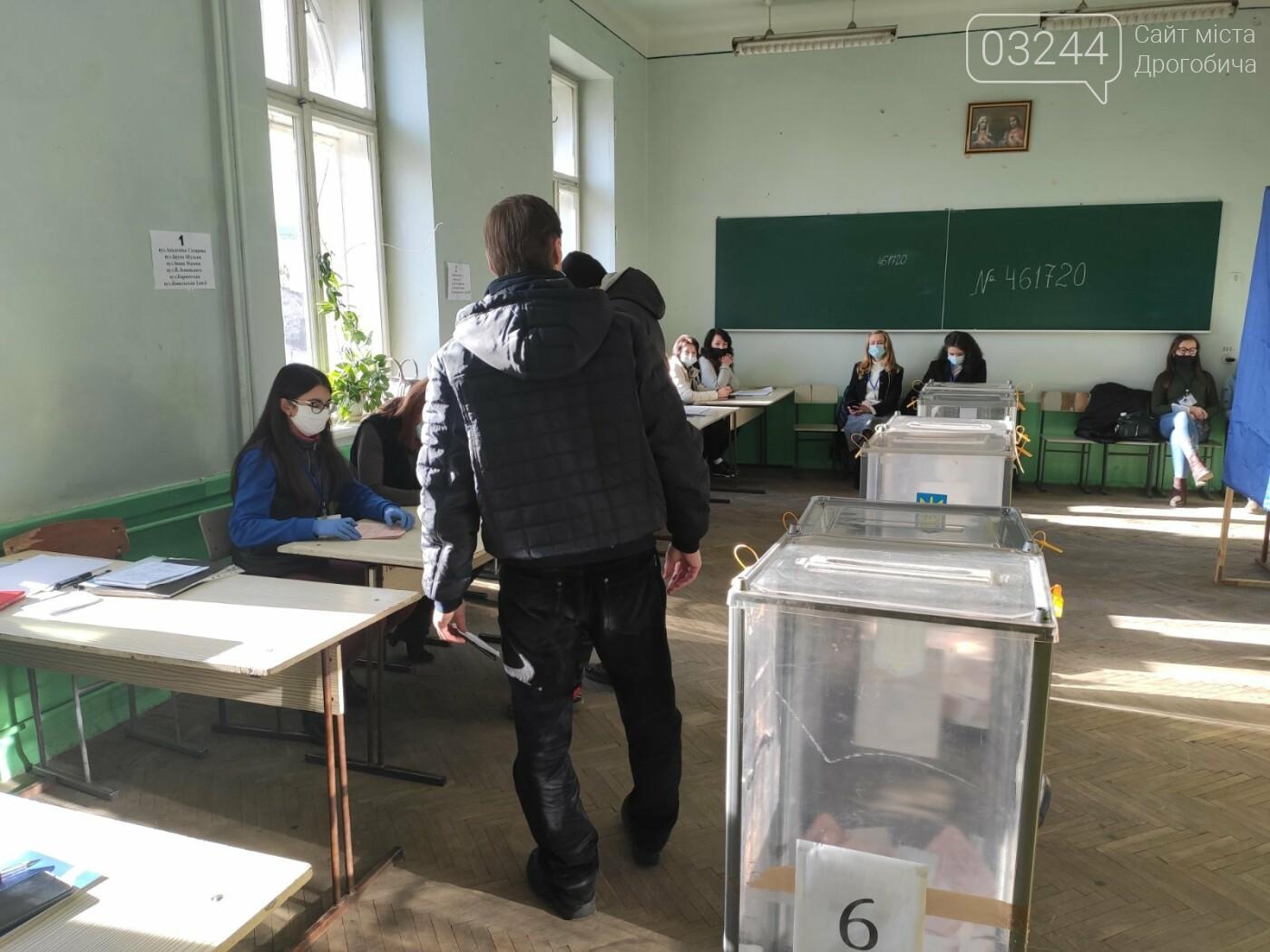 Соціологічна група «Рейтинг» вдруге у Дрогобичі проводить екзит-пол на виборах, - ФОТО, фото-10