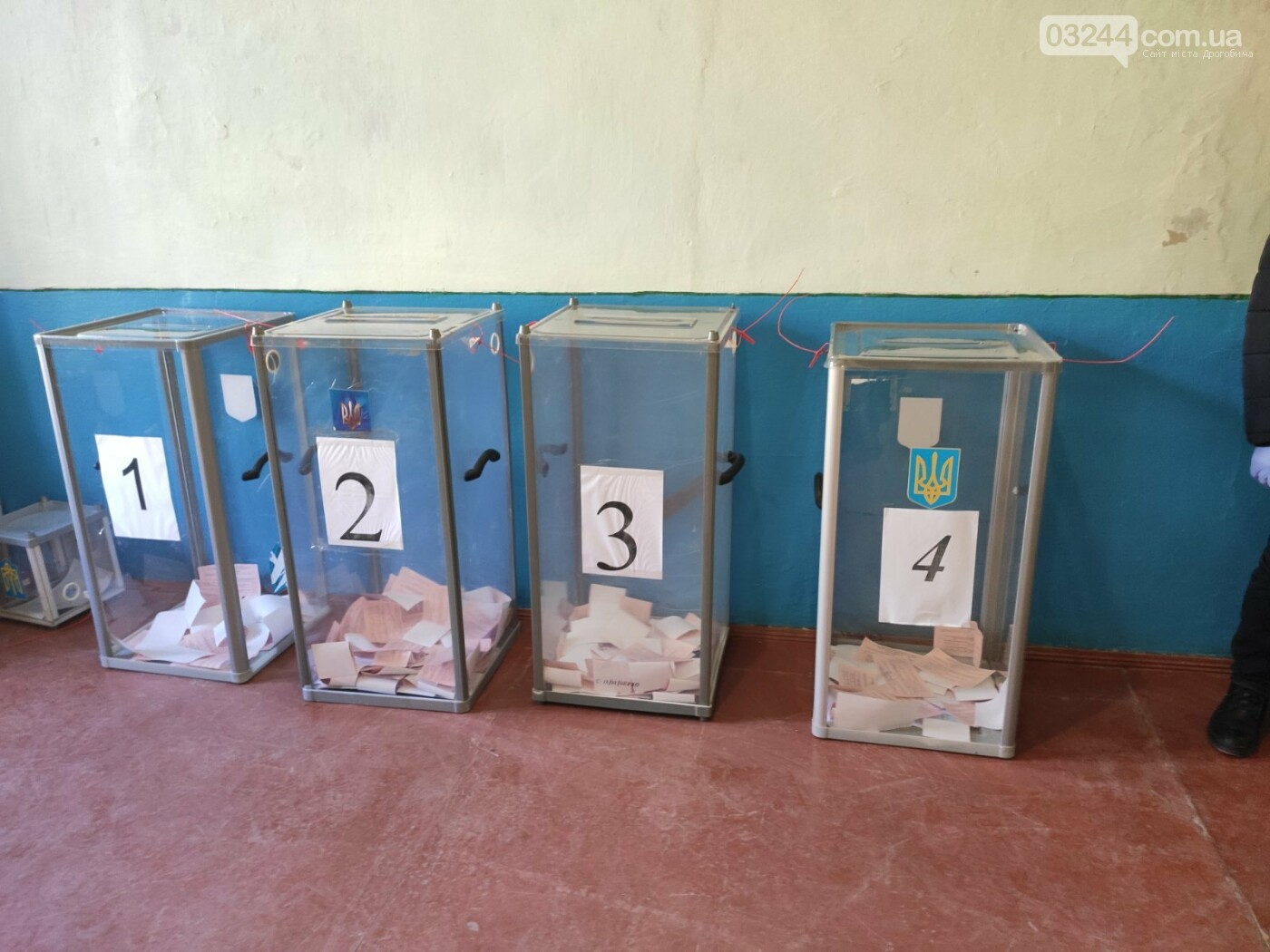 Соціологічна група «Рейтинг» вдруге у Дрогобичі проводить екзит-пол на виборах, - ФОТО, фото-33