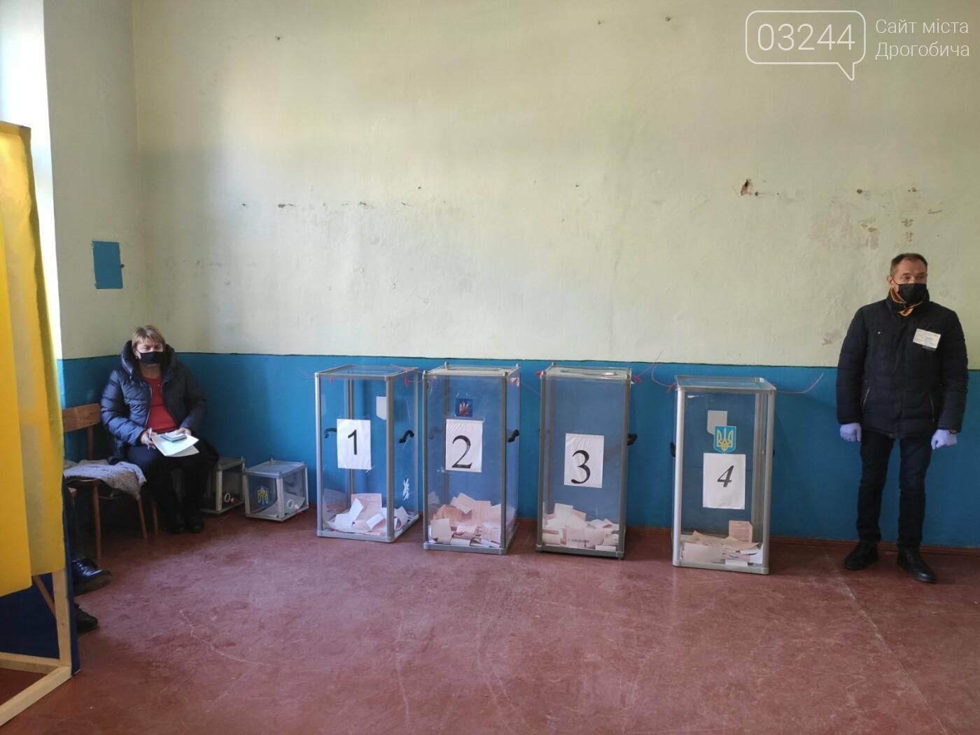 Соціологічна група «Рейтинг» вдруге у Дрогобичі проводить екзит-пол на виборах, - ФОТО, фото-31