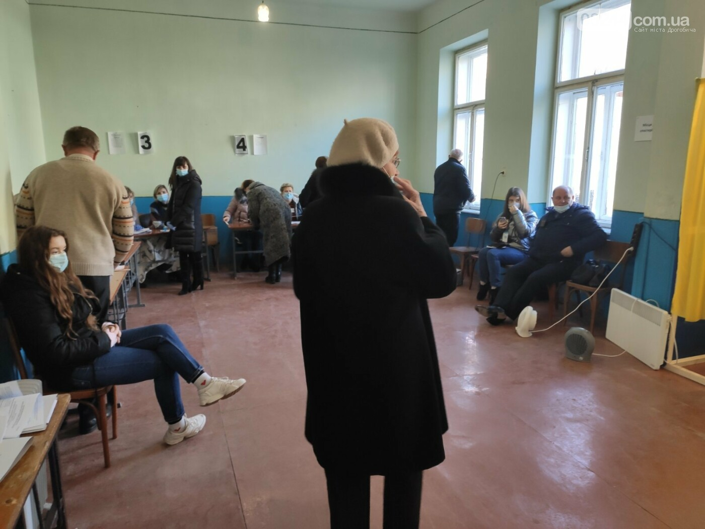Соціологічна група «Рейтинг» вдруге у Дрогобичі проводить екзит-пол на виборах, - ФОТО, фото-32
