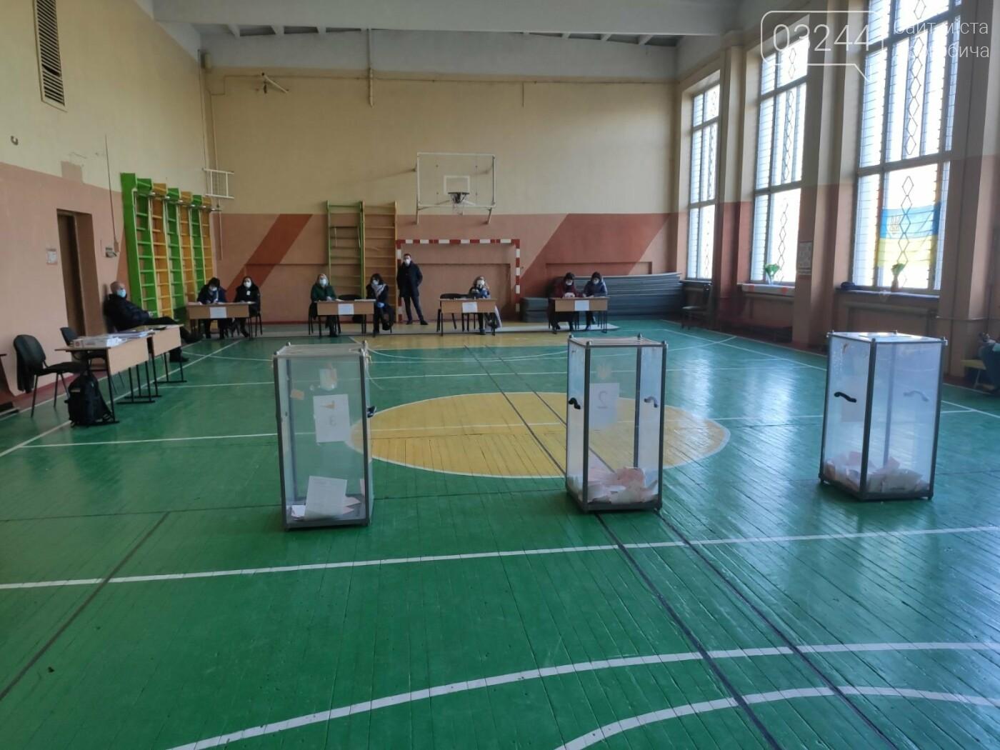 Соціологічна група «Рейтинг» вдруге у Дрогобичі проводить екзит-пол на виборах, - ФОТО, фото-20
