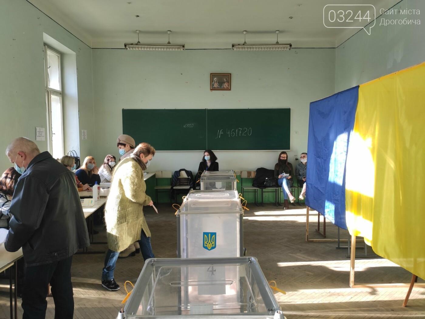 Соціологічна група «Рейтинг» вдруге у Дрогобичі проводить екзит-пол на виборах, - ФОТО, фото-14