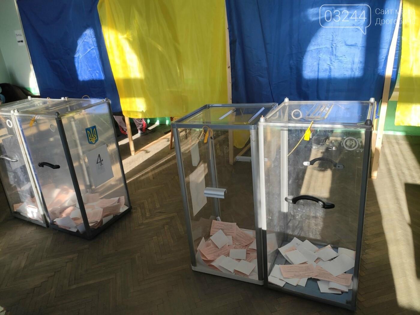 Соціологічна група «Рейтинг» вдруге у Дрогобичі проводить екзит-пол на виборах, - ФОТО, фото-13