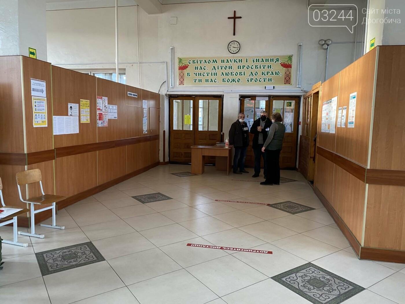 Соціологічна група «Рейтинг» вдруге у Дрогобичі проводить екзит-пол на виборах, - ФОТО, фото-38