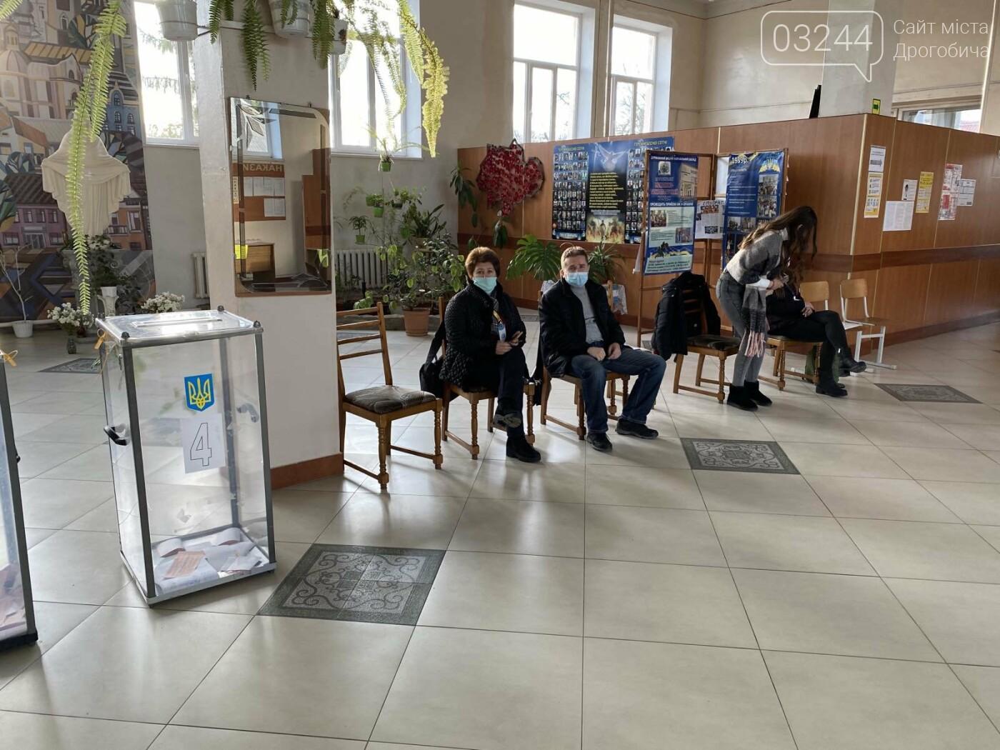 Соціологічна група «Рейтинг» вдруге у Дрогобичі проводить екзит-пол на виборах, - ФОТО, фото-41