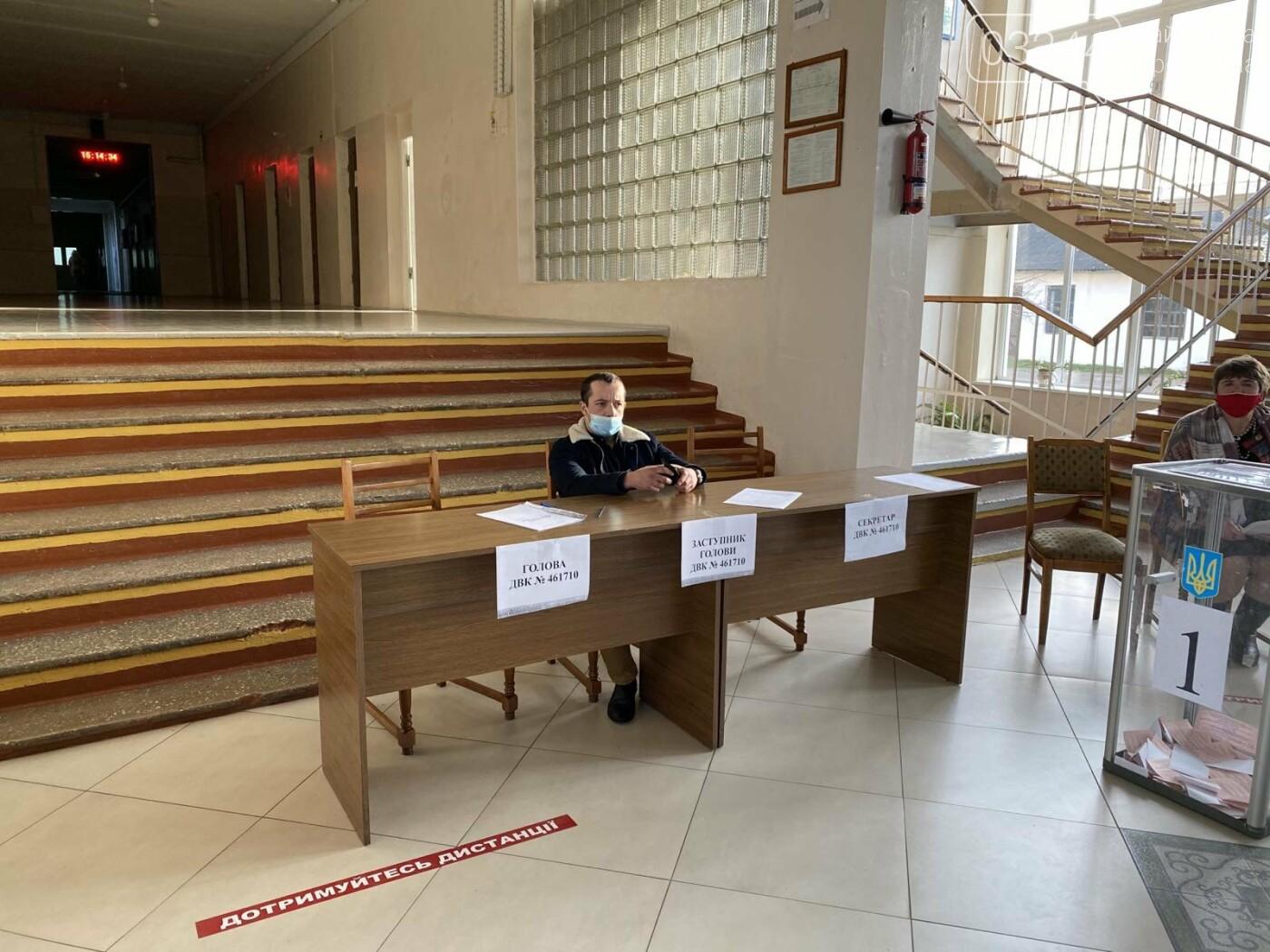 Соціологічна група «Рейтинг» вдруге у Дрогобичі проводить екзит-пол на виборах, - ФОТО, фото-42