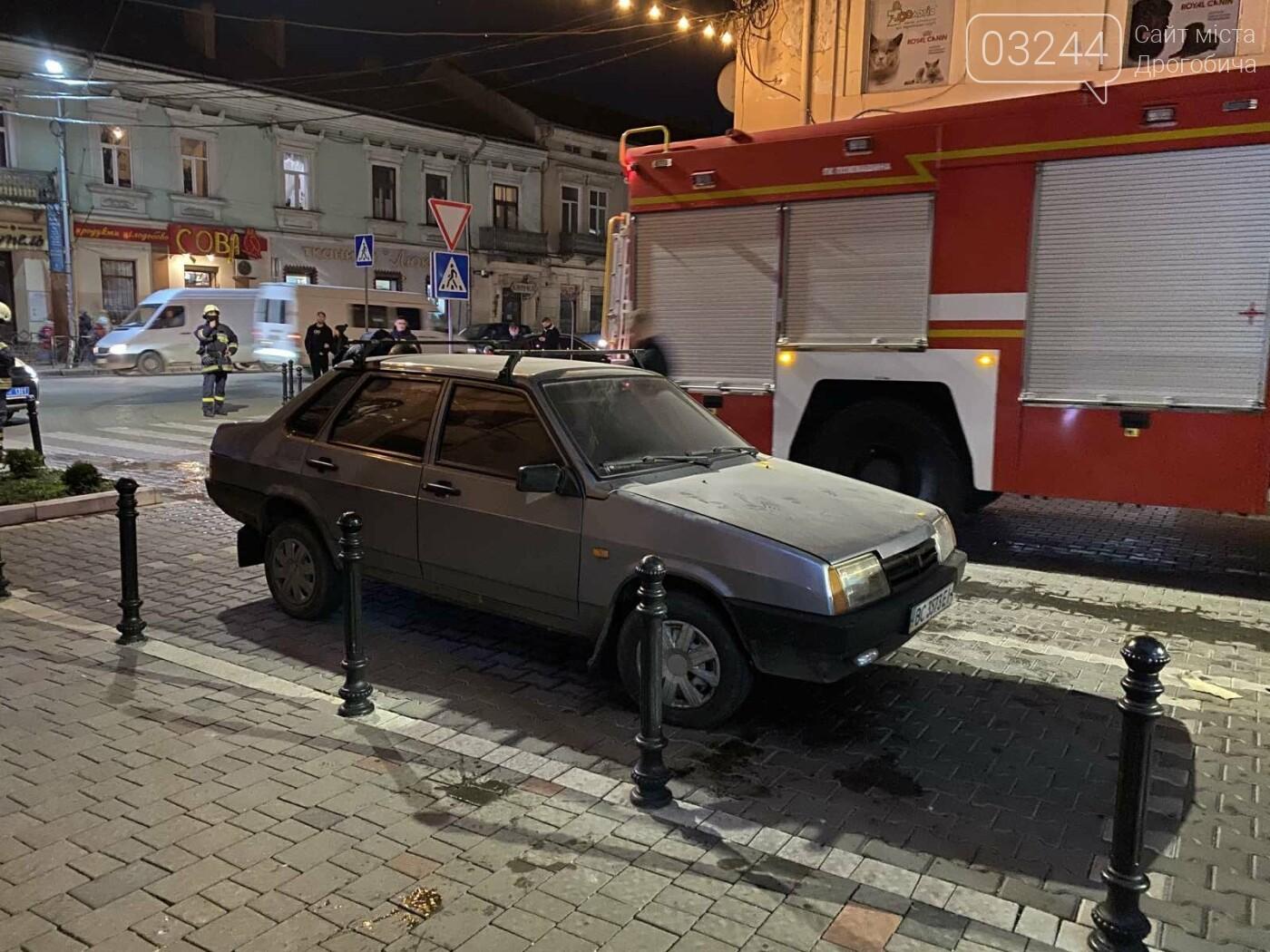 На вулиці Шолом-Алейхема загорівся автомобіль, - ФОТО, фото-4