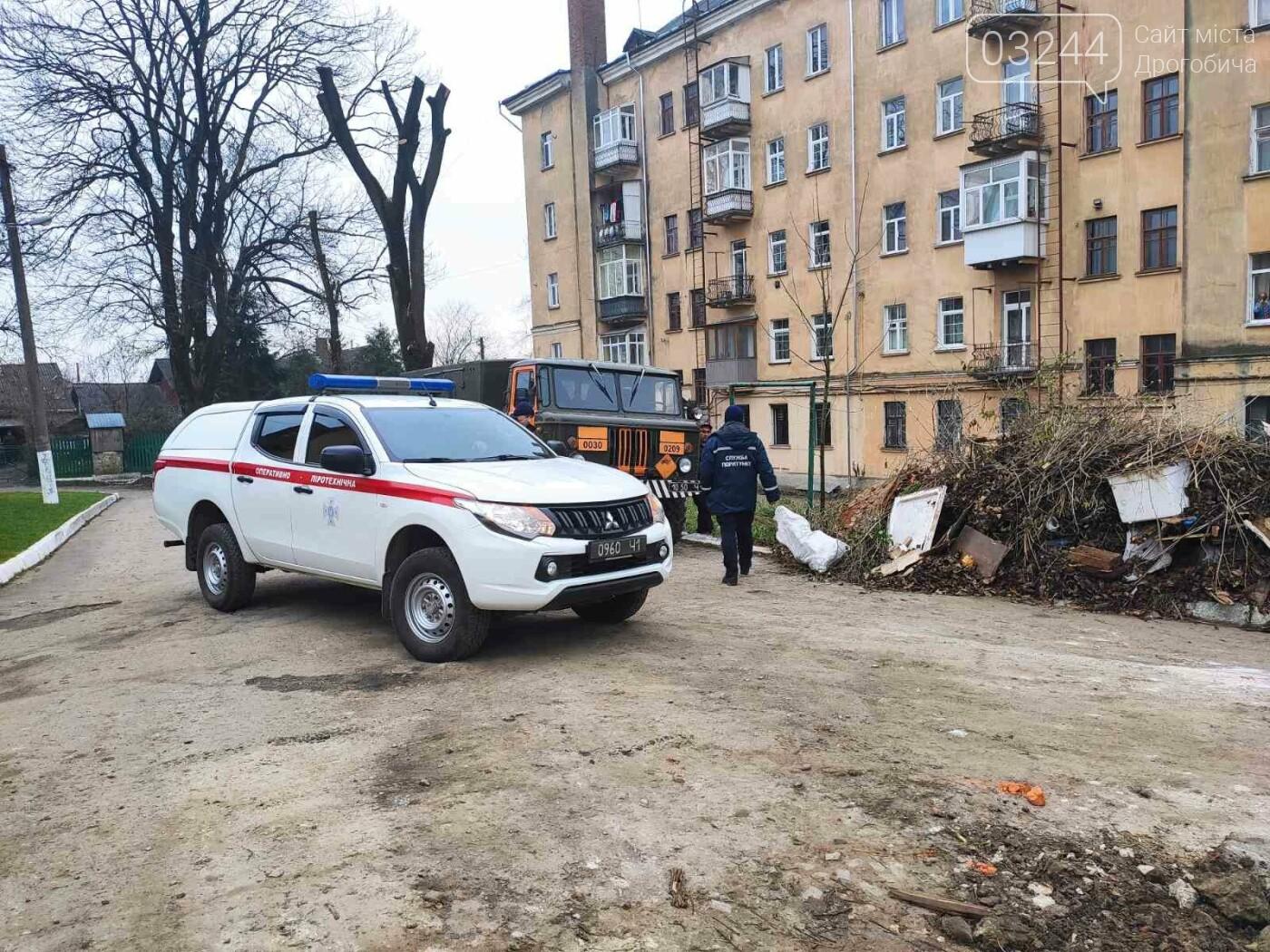 У Дрогобичі на вулиці Стрийській знайшли гранату, - ФОТО, фото-5