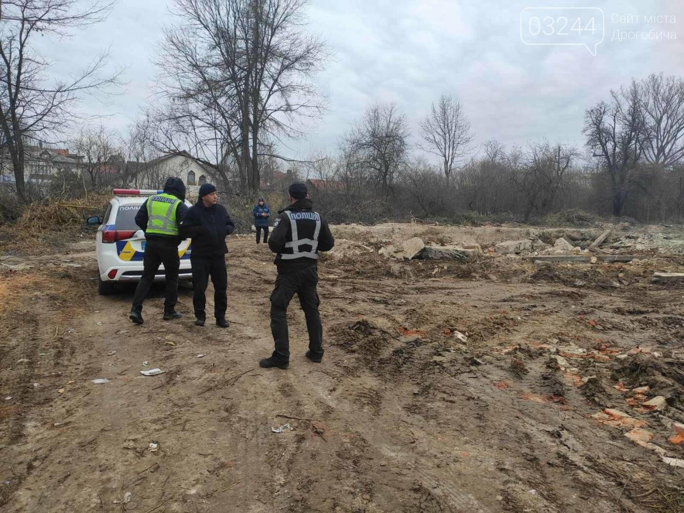 У Дрогобичі на вулиці Стрийській знайшли гранату, - ФОТО, фото-6