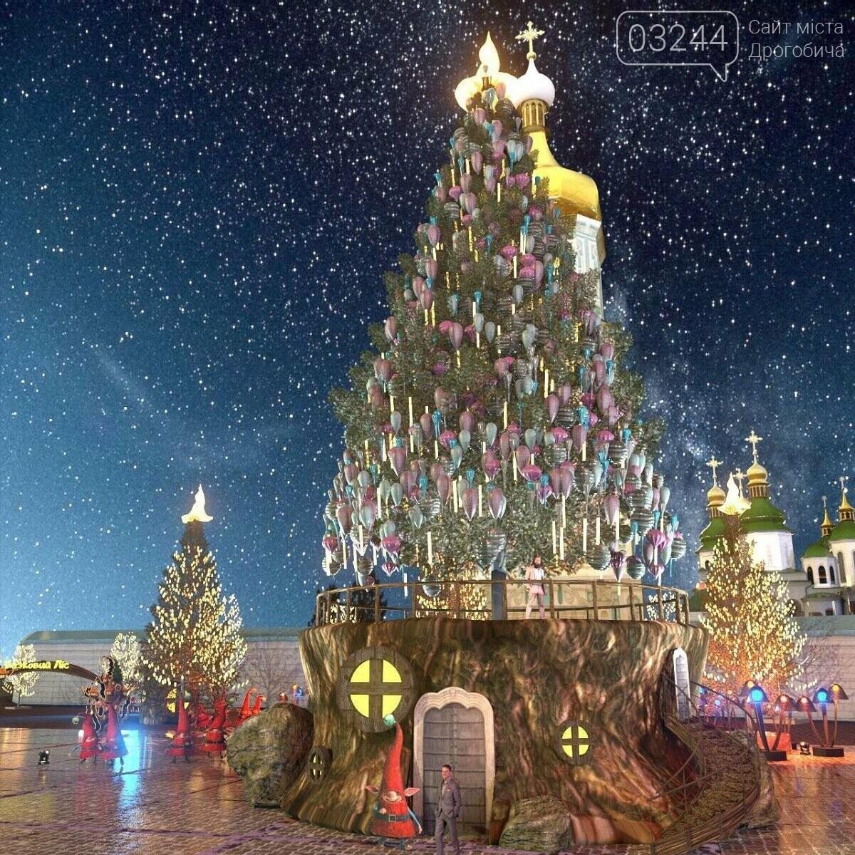 У Києві монтують головну ялинку – вона буде в капелюсі!, фото-3