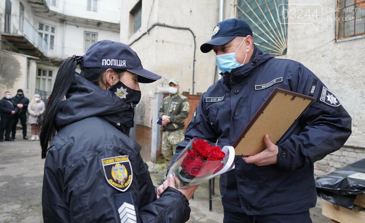 Стежитимуть за порядком - загін правоохоронців Львівщини в порядку ротації вирушив  на схід України, фото-5
