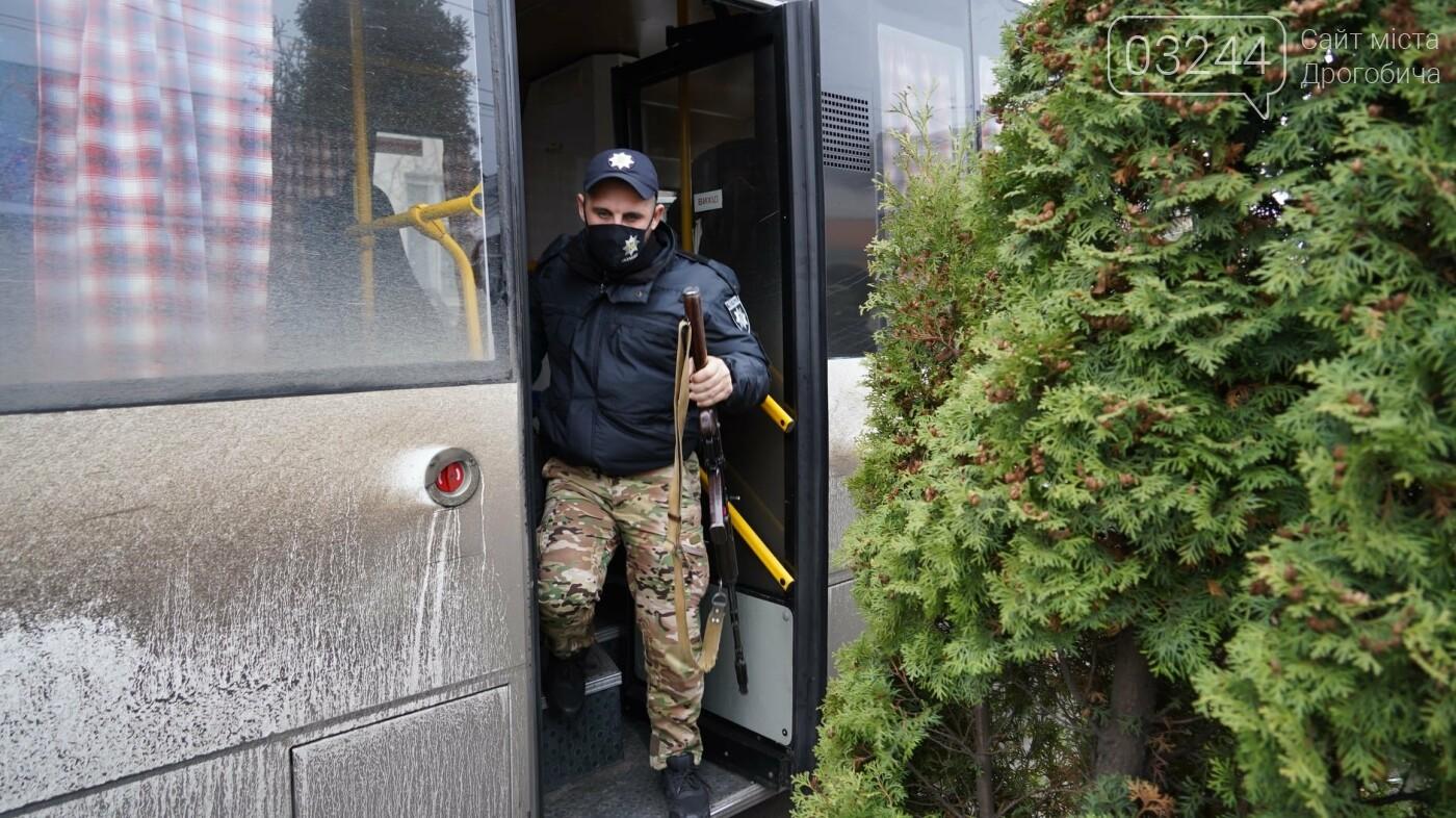 Стежитимуть за порядком - загін правоохоронців Львівщини в порядку ротації вирушив  на схід України, фото-6