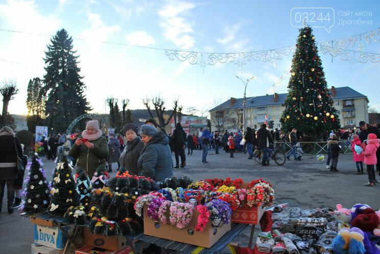 Головні новорічні ялинки Дрогобича, Трускавця та Борислава готують до свят – вогні на них запалять 18 грудня  , фото-3