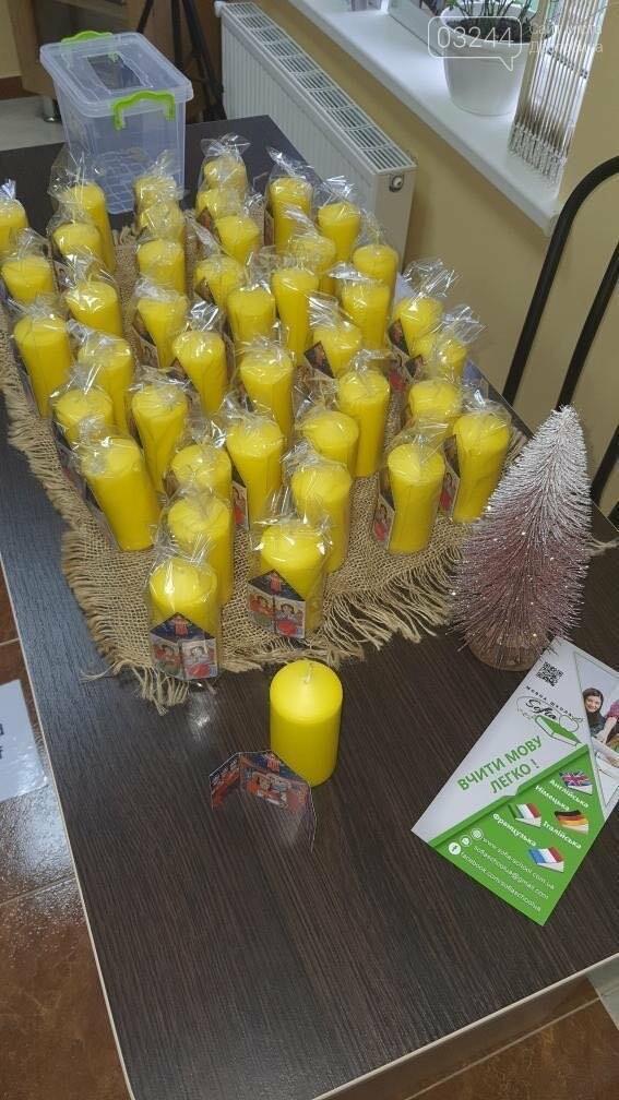 Долучившись до акції «Різдвяна свічка» від «Карітасу» - допоможемо нужденним відчути дух Різдва, - ВІДЕО, фото-2