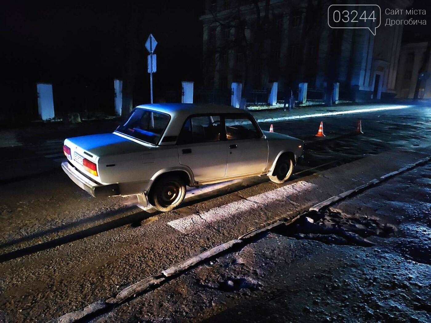 У Дрогобичі на пішохідному переході збили жінку. Потерпіла у лікарні, - ФОТО, фото-4