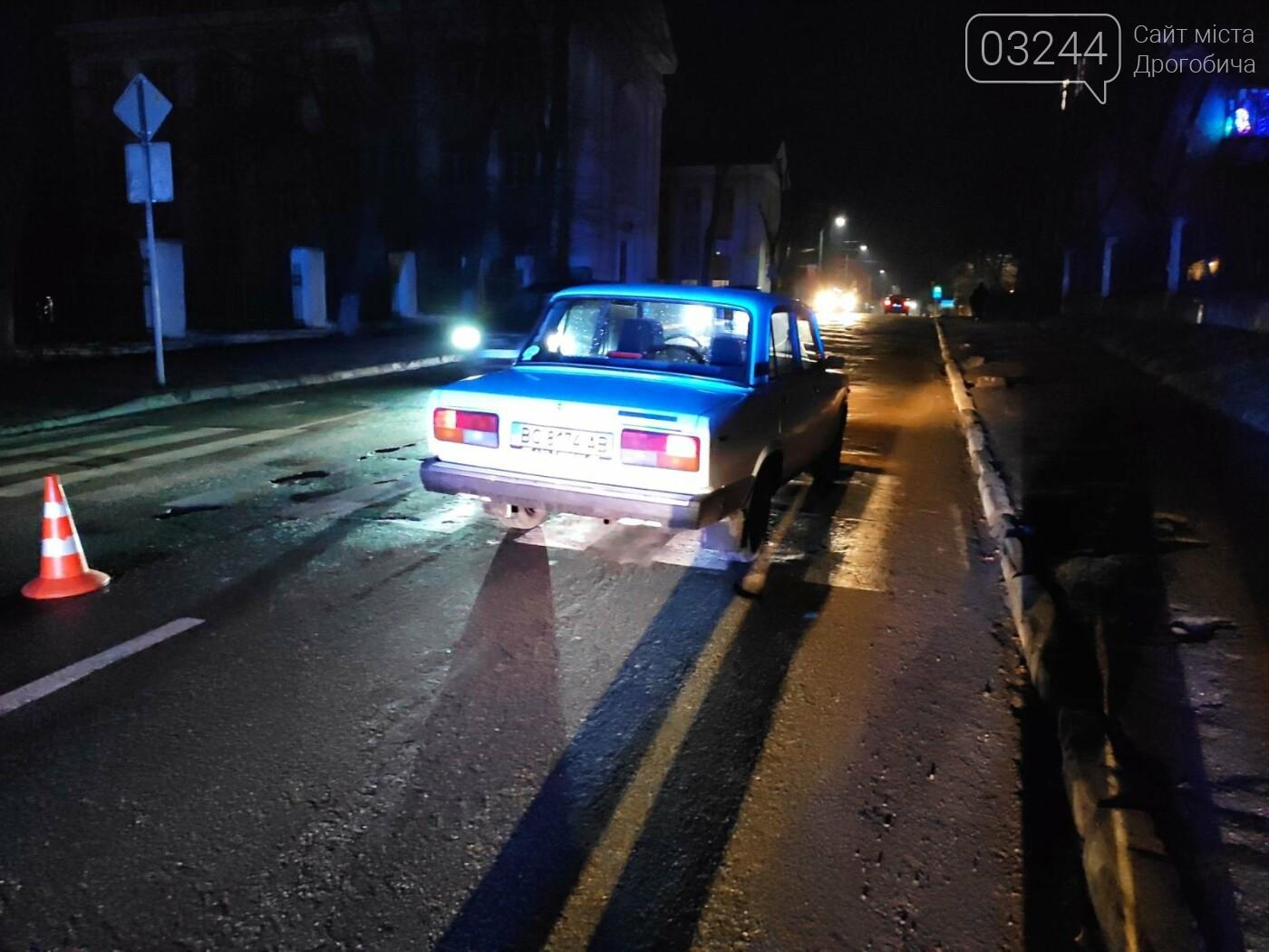 У Дрогобичі на пішохідному переході збили жінку. Потерпіла у лікарні, - ФОТО, фото-5