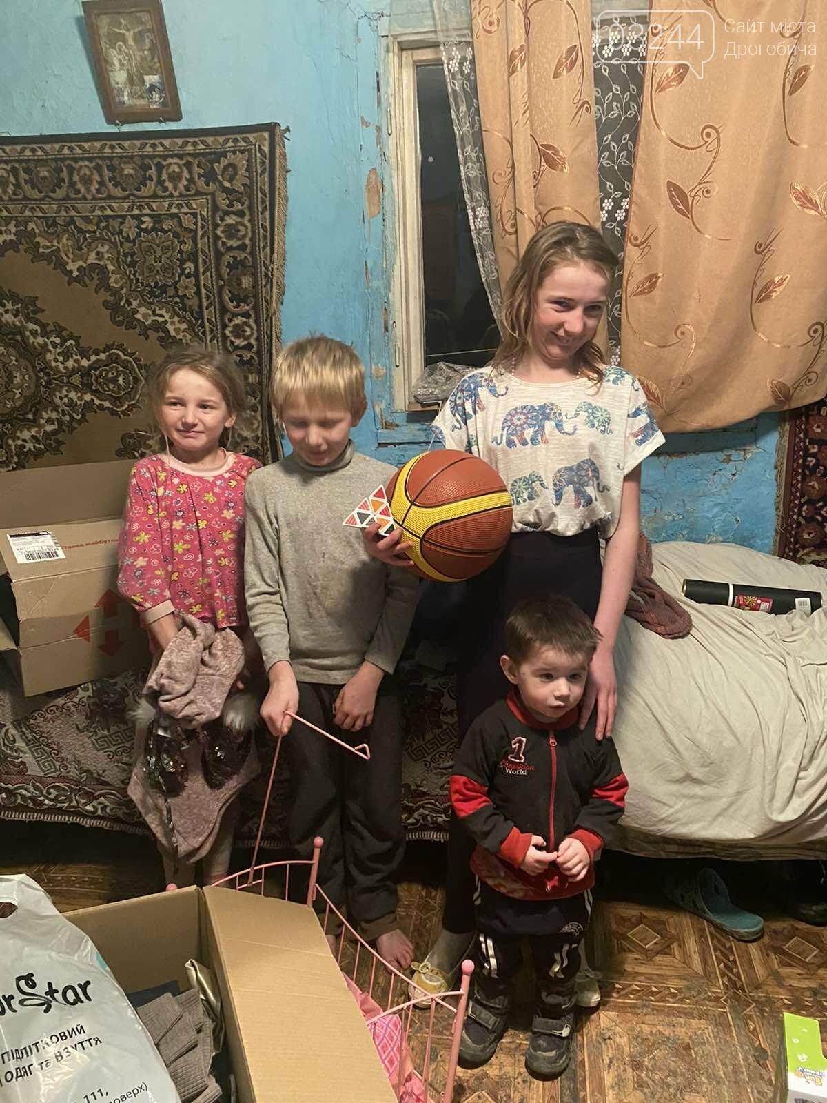 «Є сім'ї, які потребують не дорогих телефонів, а їжі та одягу», - Катя Максимова про благочинну акцію для потребуючих родин, фото-10