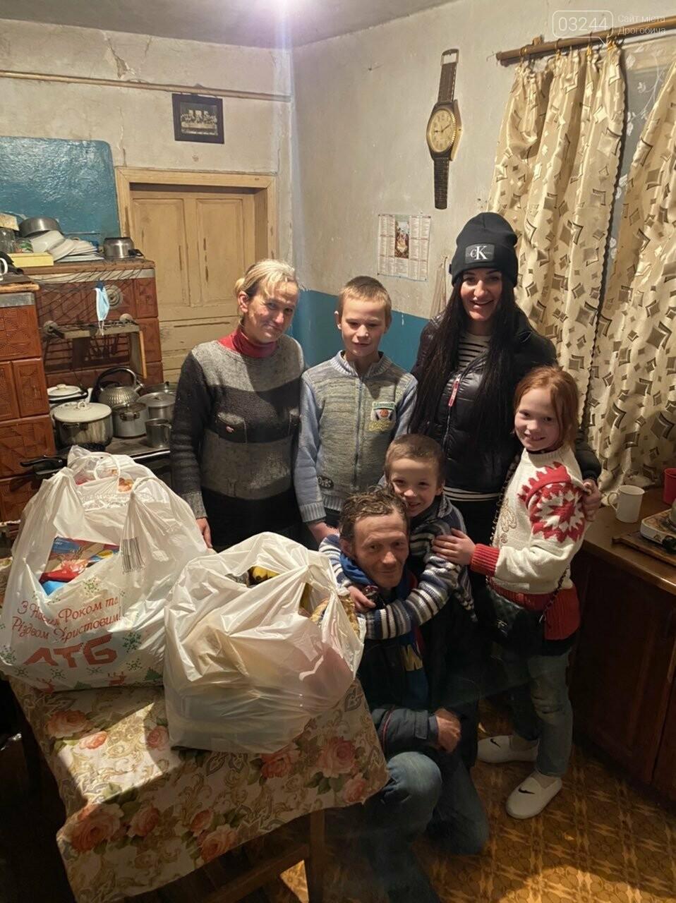 «Є сім'ї, які потребують не дорогих телефонів, а їжі та одягу», - Катя Максимова про благочинну акцію для потребуючих родин, фото-15