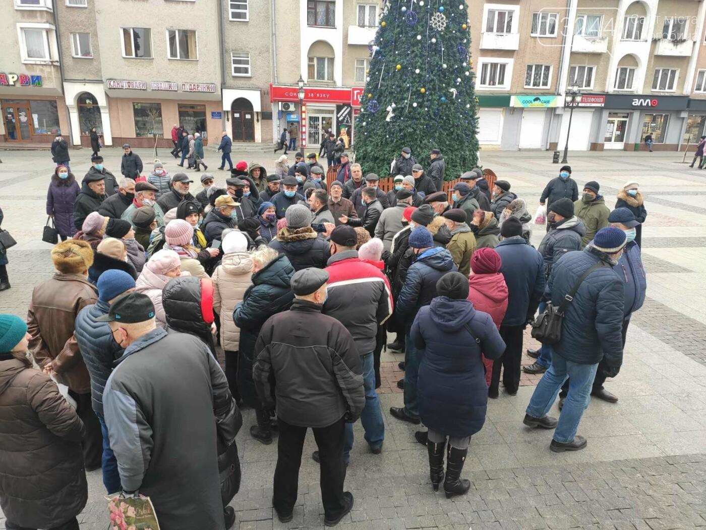 """В Україні почалися """"комунальні бунти"""". Проти підвищених тарифів на газ страйкували і в Дрогобичі, фото-3"""