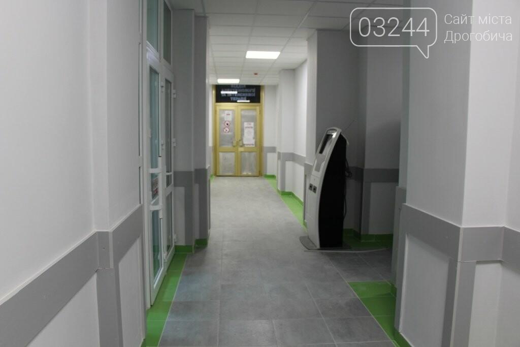 У Дрогобичі в четвер відкриють оновлене приймальне відділення лікарні з новою апаратурою та кабінетами, фото-5