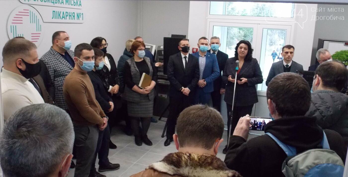 У Дрогобичі відкрили реконструйоване відділення екстреної та невідкладної медичної допомоги, - ФОТОРЕПОРТАЖ, фото-14