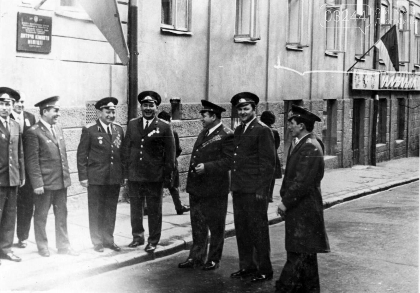 Історичний день: 30 років тому міліція Дрогобича одна з перших в СРСР присягнула на вірність Україні, фото-4