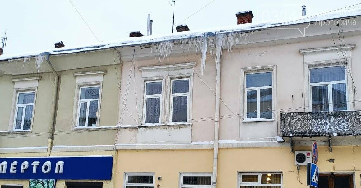Обережно: з дахів звисають величезні бурульки, - ФОТО, фото-9