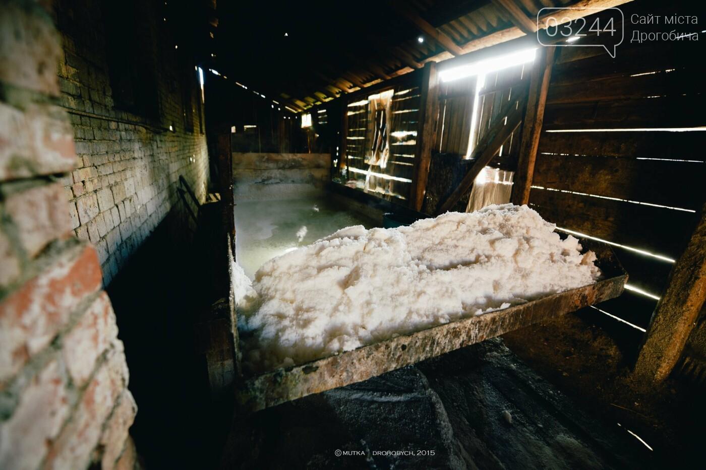У Дрогобичі відновлюють екскурсії на найдревніше підприємство України – солевиварювальний завод, фото-3