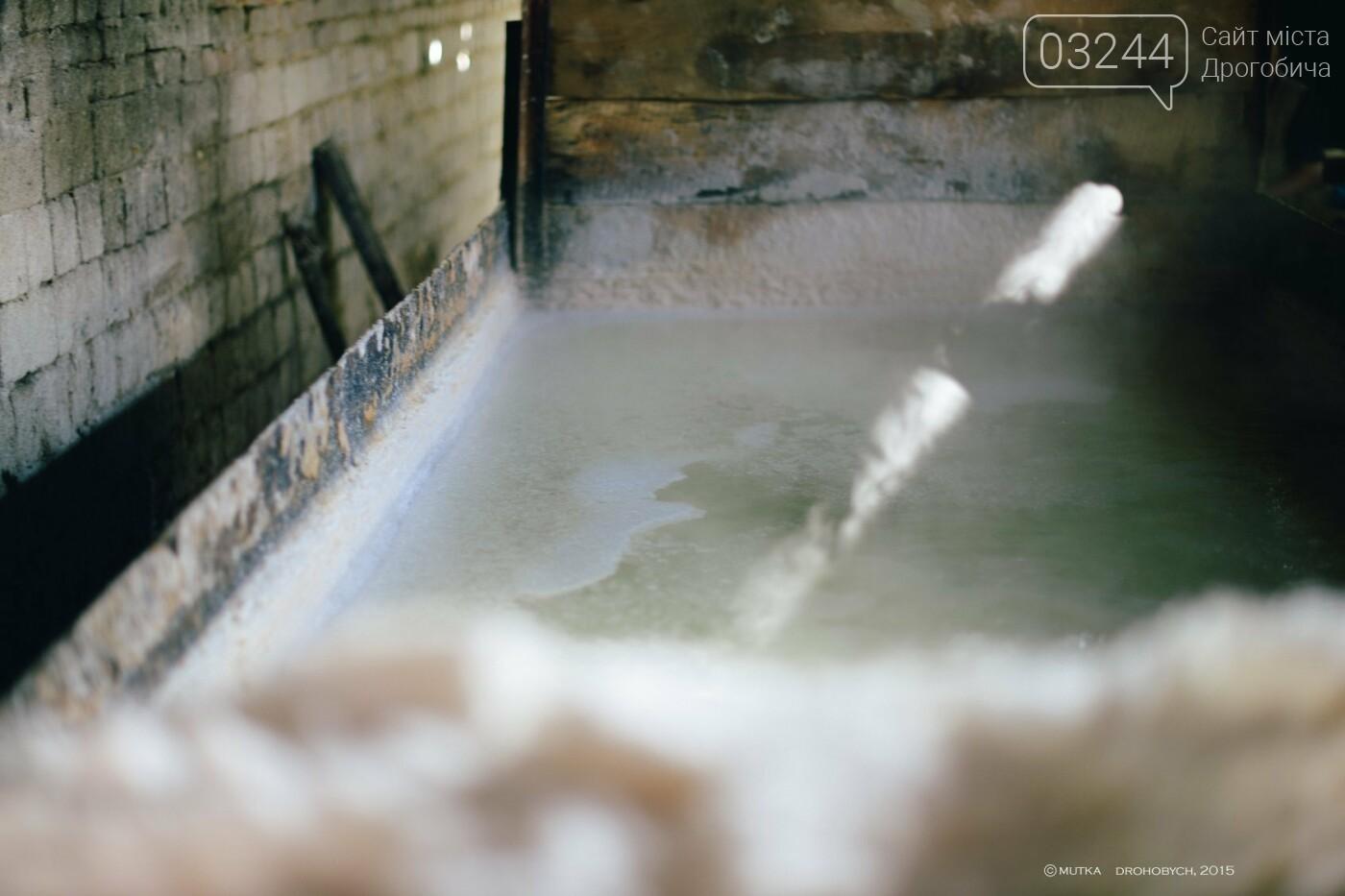 У Дрогобичі відновлюють екскурсії на найдревніше підприємство України – солевиварювальний завод, фото-4