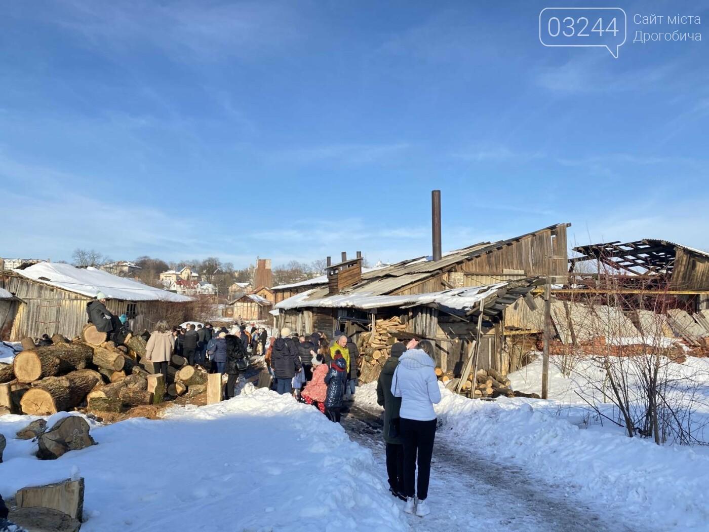 «У ньому вся сіль!» - у Дрогобичі відновили екскурсії на солевиварювальний завод, - ФОТО, ВІДЕО, фото-12