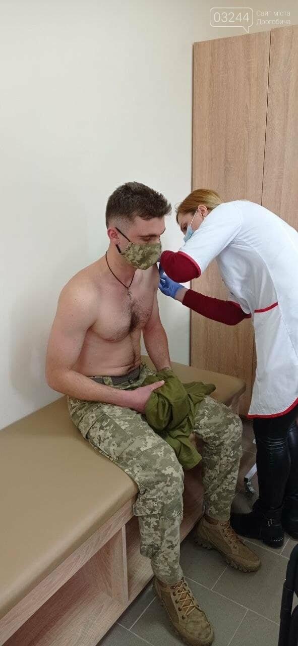 Дрогобицькі військовослужбовці проходять вакцинацію, фото-2