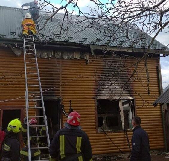 У Стрию через пожежу в гаражі згоріли два автомобілі, - ФОТО, фото-3