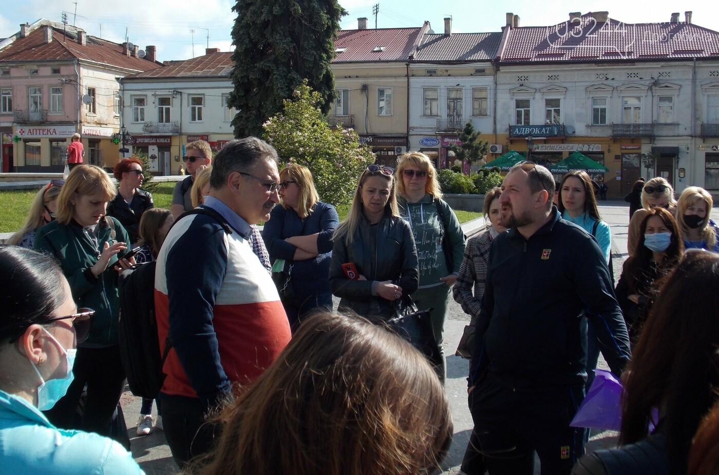 Об'єднати не можна залишити: у Дрогобичі гімназію №15 хочуть з'єднати із ліцеєм №3! Батьки проти, - ФОТО, фото-4