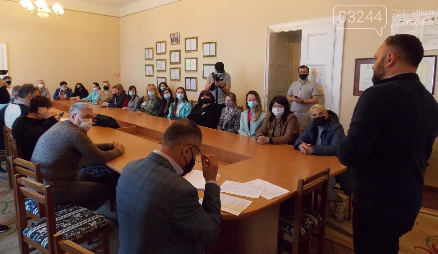 Об'єднати не можна залишити: у Дрогобичі гімназію №15 хочуть з'єднати із ліцеєм №3! Батьки проти, - ФОТО, фото-7