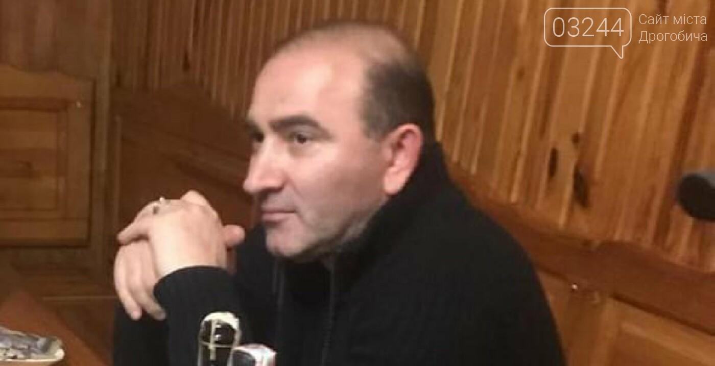 """Злодій в законі """"Магало"""" під час затримання в жовтні 2020 року"""