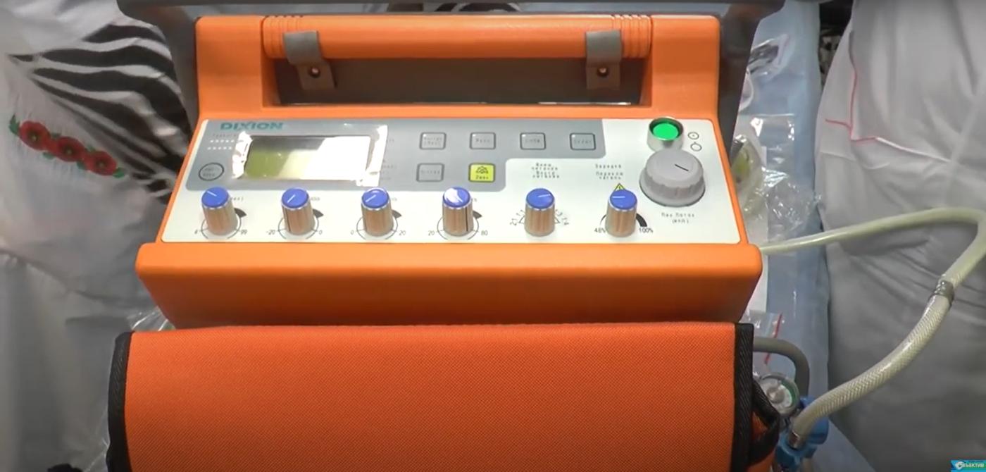 У Богодухівській районній лікарні з'явився перший портативний апарат ШВЛ - ФОТО, ВІДЕО, фото-2