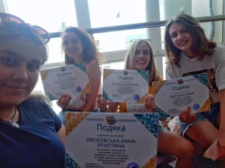 Студенти кафедри психології, Кафедра психології ЧНУ